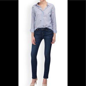 NWT Paige Skyline Skinny MidRise Skinny Jeans